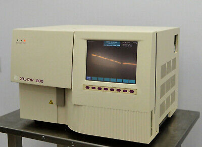 Used: Abbott Cell Dyn 1800 Clinical Diagnostic Benchtop Hematology Analyzer