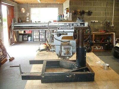 used radial arm saw toolcraft