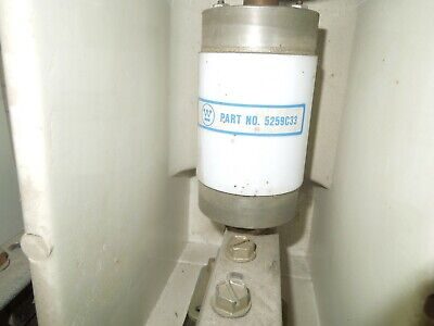 Westinghouse 5259C33 Vacuum Bottle Used