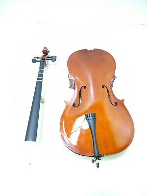 Student Full Size Cello with Case by Gear4music-DAMAGED-RRP £219