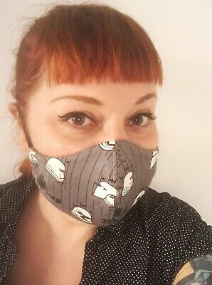 Masque de protection en Tissu Star Wars Troopers