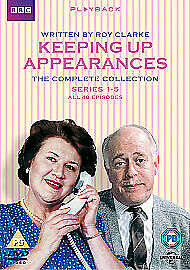 Keeping Up Appearances - The Complete Collection - Series 1-5 BS003