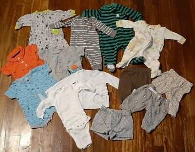 baby boy clothing lot // 3 months