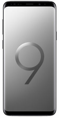 NEW Samsung Galaxy S9+ Plus SM-G965 64GB Titanium Gray CDMA +  GSM Unlocked
