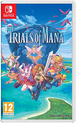 Switch-Trials of Mana /Switch (UK IMPORT) GAME NEW