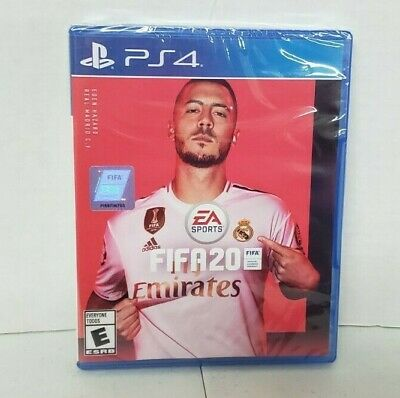 FIFA 20 (Sony Playstation, 2019) (Brand New) Sealed