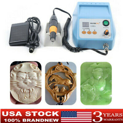 Brushless Grinding Machine False Teeth Jewelry Nails Carving Machine & Handpiece