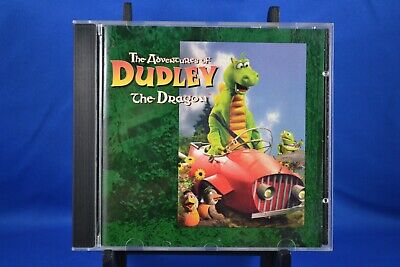 The Adventures of Dudley the Dragon CD Soundtrack 1996 MCA RARE