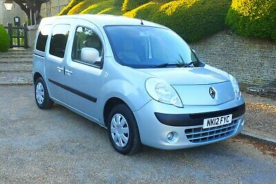 Renault Kangoo 2012 EXPRESSION 1.6 Auto wheelchair & scooter accessible WAV