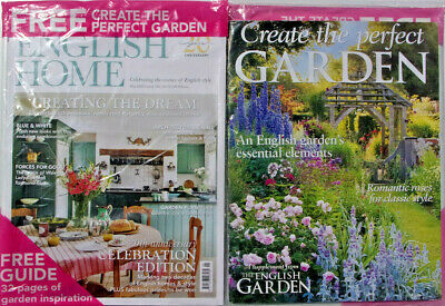 The English Home Magazine May 2020 With Free Garden Guide ~ New ~