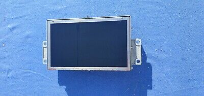 Bildschirm Display Monitor 9664993180 Citroen C4 Coupe Facelift BJ:2009