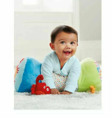 Nuby Tummy Time Roller Cushion Aldi