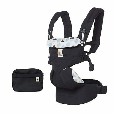 Ergobaby Omni 360 All Carry Positions Charcoal Baby Carrier **Open Box**