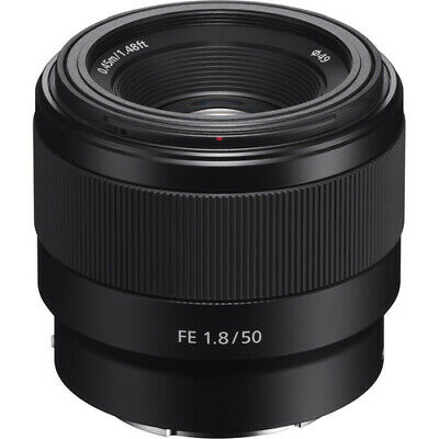 Sony FE 50mm f/1.8 Lens E-mount