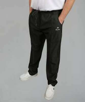 Men's Henselite Sports Bowls Trousers - Black - Comfortable And Stylish