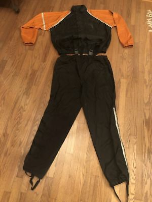 "HARLEY DAVIDSON  Rain Suit  XL "" LOOK """