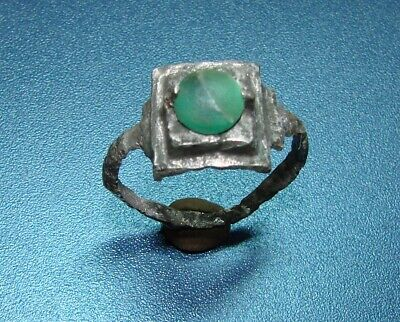 Ancient  SILVER  ring  Middle Ages. Оriginal.