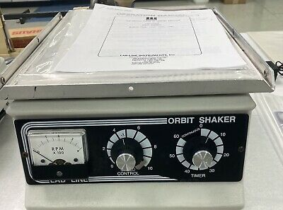 OEM Lab-Line Laboratory Orbit Shaker Model 3520