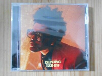 """The Weeknd - Blinding Lights [2020] Uk Cd Single """"Collector's Edition"""""""
