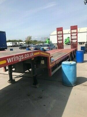 2004 Nooteboom OSD 41-03 Low Loader good condtion and well maintained