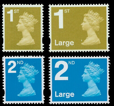 Royal Mail 1st -2nd Class Genuine Postage Stamps - Standard /Large Letter Stamps