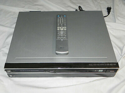 LG LRY-517 DVD Recroder VCR VHS w/ Remote UNUSED FREE SHIPPING