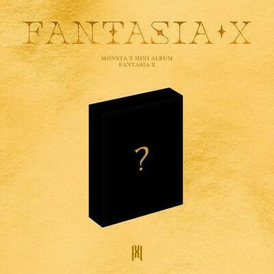 MONSTA X - Mini Album [FANTASIA X] Kit | US Seller