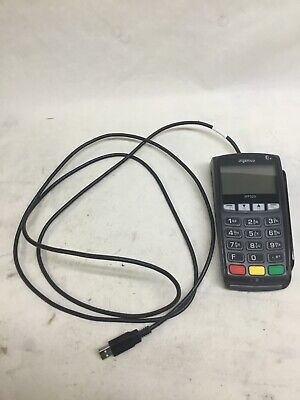 Ingenico IPP320 Credit Card Reader Machine IPP320-01T1358A Untested