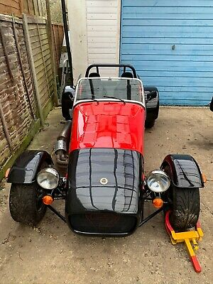 Caterham 7 Roadsport 125 2011