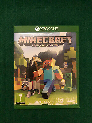 Minecraft Xbox One Edition - Great Condition - Fast Delivery