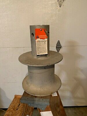 GMP Aluminum bayonet style capstan head in excellent condition.