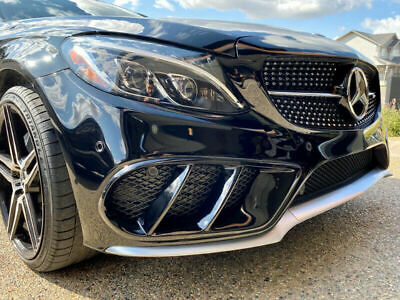 Mercedes-Benz: C-Class C43 2017 Mercedes-Benz C43 AMG with AMR Performance Tuning Package - LOW MILEAGE!