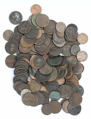 World Coins, over 110 years old, 1.33kgs, D5-2375