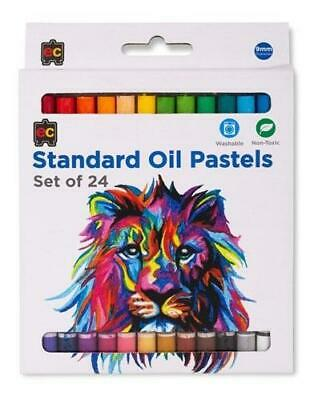 EC - Oil Pastels (12 pack)