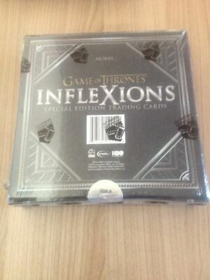 Game of Thrones InfleXions Trading Card Box Hobby