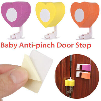 Guards Toddler Kids Child Safety Door Stopper Pinch-Protective Hand Prote