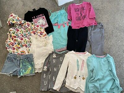 Girls Age 5-6 Years Spring Summer Bundle Next River Island Shopkins Bunny