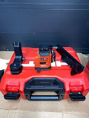 NEW Hilti Laser PM 30-MG multi Line Green Laser line projectors