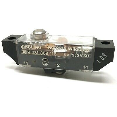 Limit Switch PS8-031-309-116 Kissling PS8031309116