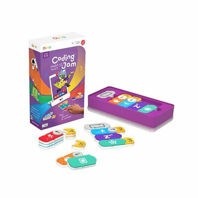 NEW Osmo Coding Jam Game Kids Children Toy AU