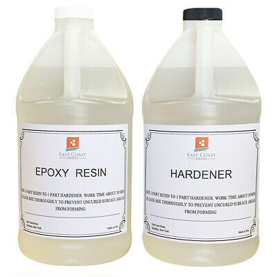 EPOXY RESIN 1 Gal kit (General Purpose) for Super Gloss Coating and Table Tops