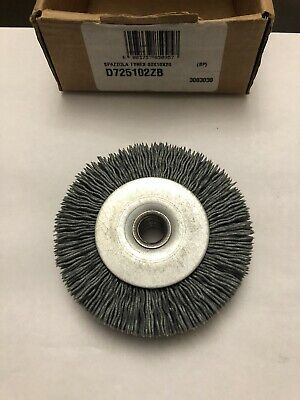 Key Cutting Machine Nylon Brush Silca D725102ZB New