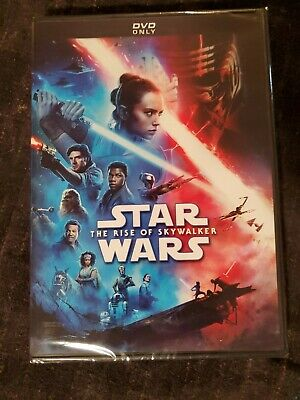 Star Wars The Rise of Skywalker NEW DVD **FREE LITHOGRAPH**SEALED