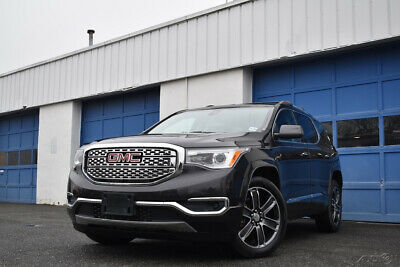 2018 GMC Acadia Denali Heated & Cooled Leather Nav Bose Power Everything Safety Features Pano Rear View