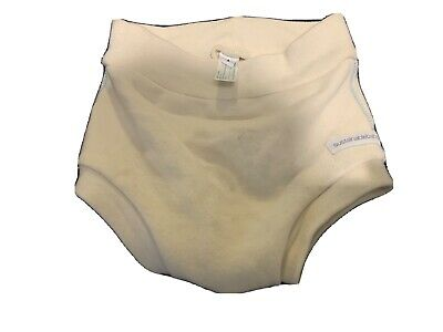 Sustainable baby Merino Wool Night Diaper Cover Pull Up Large