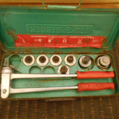 Rast Expender Tool Kit Used Good Overall Condition