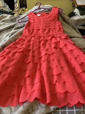 Girls Monsoon Party Dress Age 7