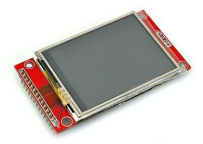 """2.4"""" touch screen TFT LCD 320x240 SPIILI9341"""