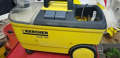 ?Karcher Puzzi 100 Carpet Cleaner cleaning unit only