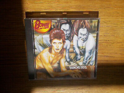 David Bowie Diamond Dogs 1990 Remaster with bonus tracks in mint condition